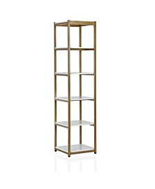 Cosmo living Billie Metal Bookcase Etagere