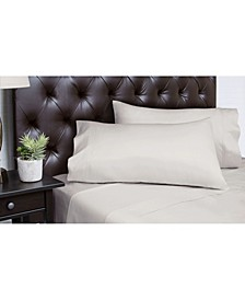 Home Cotton Sateen California King Sheet Set