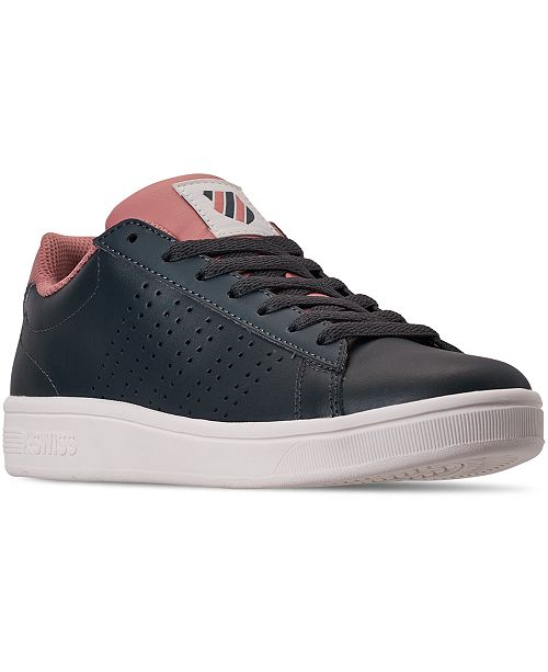 K-Swiss Women's Court Casper Casual Sneakers from Finish Line