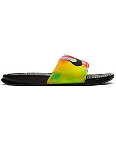 premium selection cbc79 a9dc1 Nike Mens Sandals & Flip-Flops - Macy's