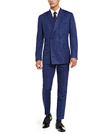 INC Men's ONYX Oil Slick Blazer, Created For Macy's