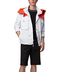 BOSS Men's Callis1 Relaxed-Fit Jacket