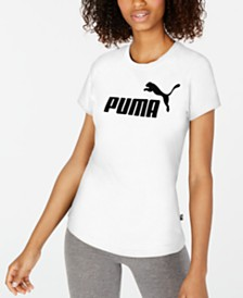 Puma Amplified Cotton Logo T-Shirt