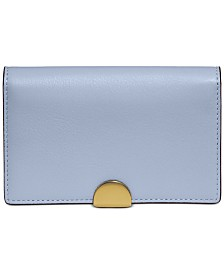 COACH Colorblock Leather Dreamer Card Case