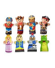and Puppet Adventure Bundle - Bold Buddies & Palace Pals