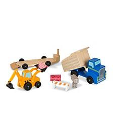 Dump Truck  Loader