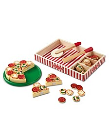 Pizza Party Play Food Set