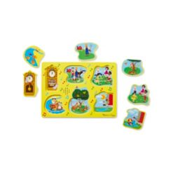 Melissa and Doug Nursery Rhymes 1 - Sound Puzzle