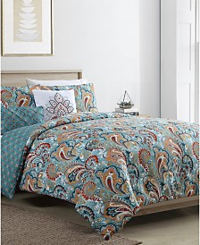 Cadica 4-Pc. Twin XL Duvet Cover Set