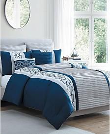 Darryl 7-Pc. King Comforter Set