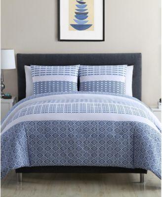 Pure 3-Pc. Full/Queen Comforter Set