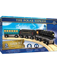 Masterpieces The Polar Express Train Set