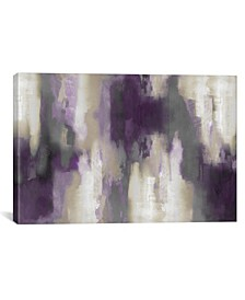 Amethyst Perspective I by Carey Spencer Wrapped Canvas Print Collection