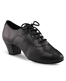 "Men's Latin Ballroom - 2"" Cuban Heel Shoe"