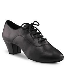 """Capezio Men's Latin Ballroom - 2"""" Cuban Heel Shoe"""
