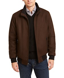 Men's Bomber Coat
