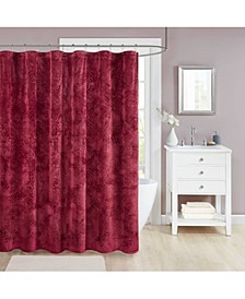 "Decor Studio Victoria 72"" x 72"" Shower Curtain"