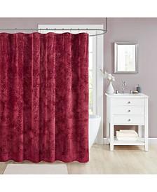 """Decor Studio Victoria 72"""" x 72"""" Shower Curtain"""