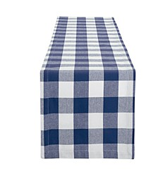 Farmhouse Living Buffalo Check Table Runner