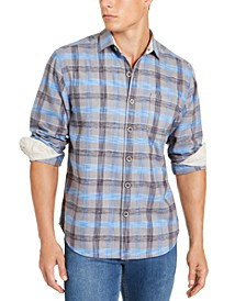 Men's Canyon Beach Plaid Shirt