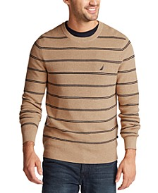 Men's Navtech Striped Sweater