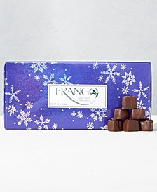 1 LB Holiday Wrapped  Dark Mint Box of Chocolates