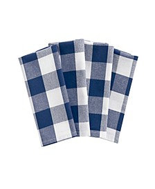 Farmhouse Living Buffalo Check Napkins - Set of 4