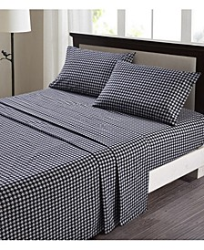 Asher 4-Piece Full Sheet Set
