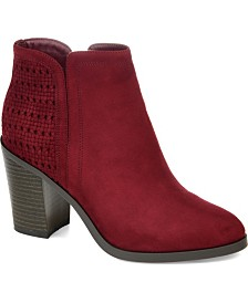 Journee Collection Women's Jessica Booties