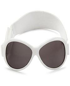 Retro Big Wrap Around Sunglasses