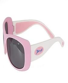 Banz Little Girls Flexible Frames Sunglasses