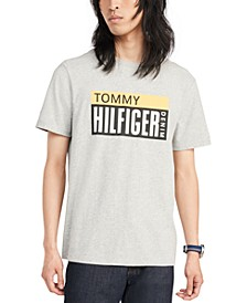Men's Terry Logo Graphic T-Shirt, Created for Macy's