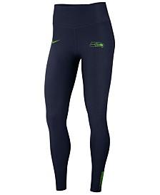 Nike Women's Seattle Seahawks Core Power Tights