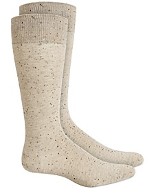 Men's Speckled Socks, Created for Macy's