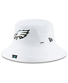 New Era Philadelphia Eagles Training Bucket Hat