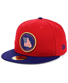 Kansas City Royals Stately 59FIFTY Fitted Cap