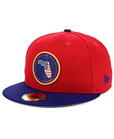 Tampa Bay Rays Stately 59FIFTY Fitted Cap
