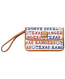 Dooney & Bourke Texas Rangers Milly Wristlet