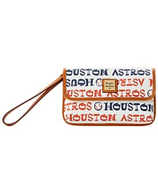 Dooney & Bourke Houston Astros Milly Wristlet