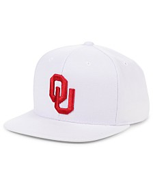 Top of the World Oklahoma Sooners Core Logo Snapback Cap