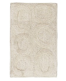 "Pebble 21""x 34"" Bath Rug"