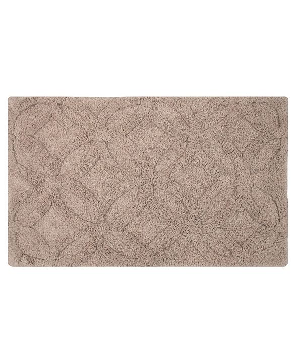 "Perthshire Platinum Collection Arch 24"" x 40"" Bath Rug"