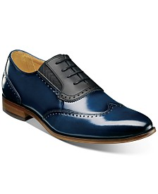 Stacy Adams Men's Sullivan Wingtip-Toe Oxfords