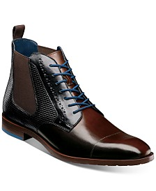 Stacy Adams Men's Rigby Cap-Toe Boots