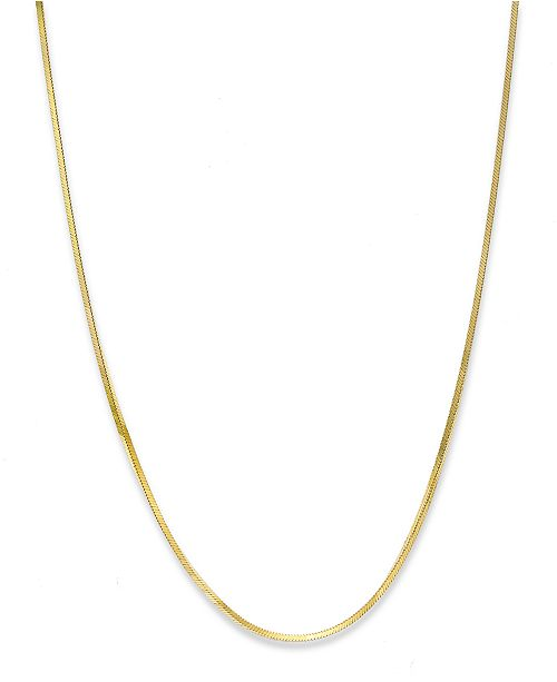 all necklace is gold s itm tone chain sizes white for pendants silver thin plated loading box image