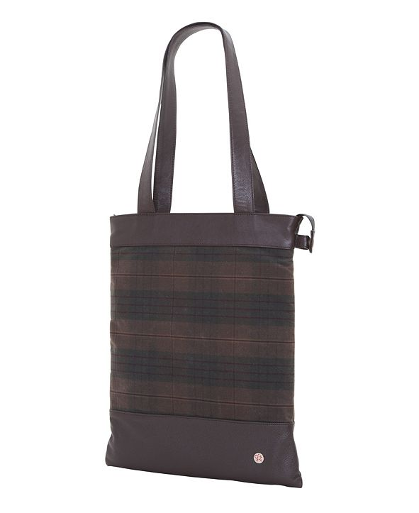 Token Graham Waxed Tote Bag