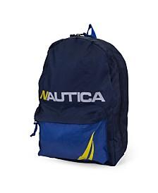 Nautica J-Class Color Block Backpack