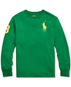 e564e80317 Big Boys (8-20) Ralph Lauren Kids Clothing - Macy's