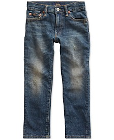 Polo Ralph Lauren Toddler Boys Sullivan Slim-Fit Jeans
