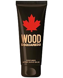 DSQUARED2 Men's Wood For Him After Shave Balm, 3.4-oz.